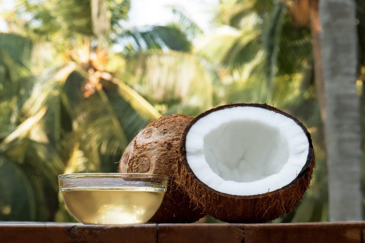 Nuca de cocos diaree