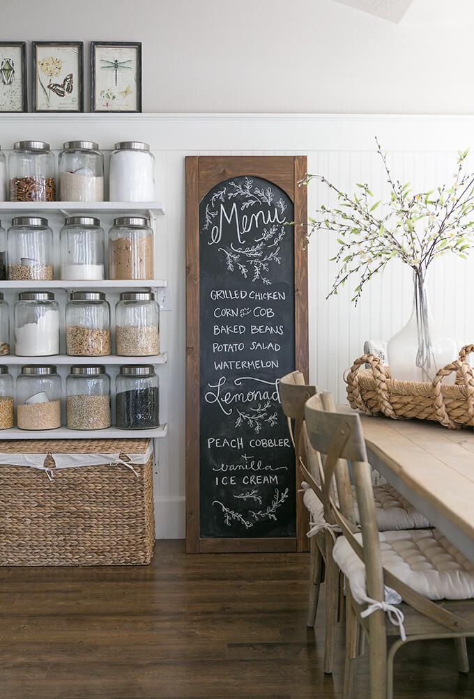 Healty Eating storage