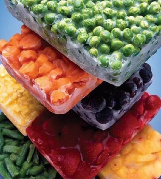congelarea legumelor
