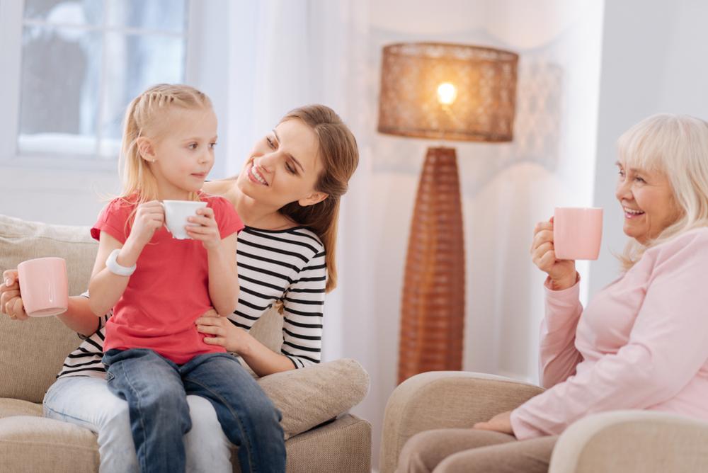 ceai de menta - ceaiul de menta la copii