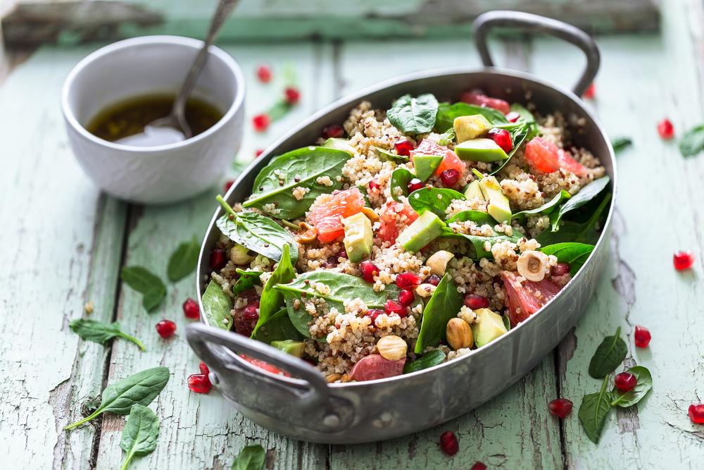 retete cu quinoa
